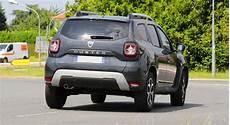 Essai Du Dacia Duster 2 2017 Mont 233 E En Gamme Flagrante