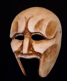greek masks chorus mask for medea for greek theater by theater masks com