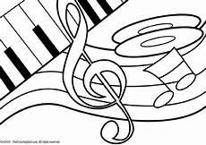 Malvorlagen Zum Nachmalen Musik Malvorlage Thema Musik Kostenlose Ausmalbilder Zum
