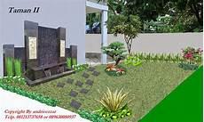 Desain Taman Rumput Minimalis Arsitekhom
