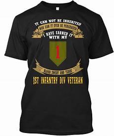 1st infantry division veteran forever popular tagless