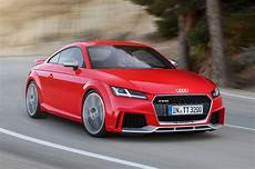 2017 audi tt rs drive review motor trend