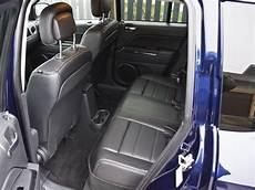 Jeep Compass Kofferraumvolumen - jeep compass limited 2 2 crd 136 ps 4wd testbericht