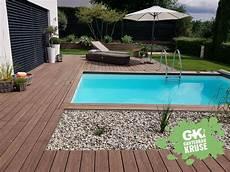 Poolbau Schwimmbadbau Gartenbaukruse De Polyester
