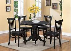Furniture Kitchen Sets 5 Pc Shelton Dinette Kitchen Table With 4 Wood Seat