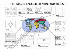 speaking countries free worksheets 18626 the flags of speaking countries esl worksheet by mathy