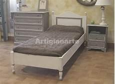 letti singoli in legno letto singolo in legno massello andrea camerette