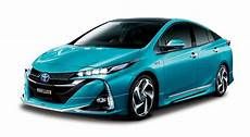 toyota prius tuning trd and modellista presented tuning packages for the