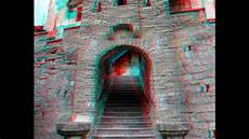 3d Cyan Picture