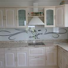 modele de credence credence cuisine verre avec motif cr 233 dences cuisine