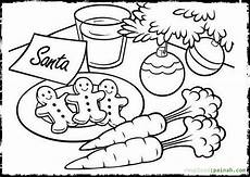 Weihnachtsmalvorlagen J Gingerbread Cookies Coloring Pages Malen
