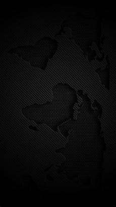 Black Lock Screen Black Wallpaper For Iphone 6