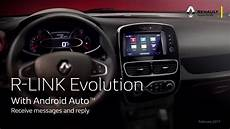 How Use Android Auto On R Link 1 Evolution