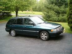 car manuals free online 1996 mercury tracer engine control 1996 mercury tracer wagon specifications pictures prices