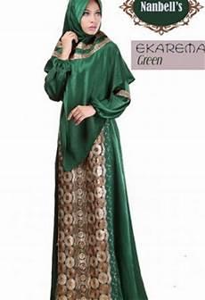 50 Model Baju Muslim Gamis Syar I Modern Untuk Anak Muda