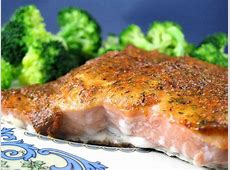 easy baked salmon fillet recipes