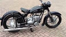Ifa Mz Bk350 1956 Www Classic Motorcycles Nl
