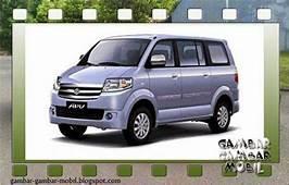 Foto Mobil Apv Arena  Suzuki Vehicles Vans Dan Car