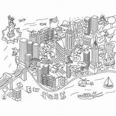 New York Malvorlagen Zum Ausdrucken New York New York Pictures Abstract Artwork