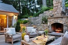 garten sitzecke 99 ideen wie sie ein outdoor wohnzimmer