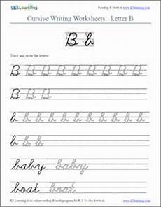 handwriting worksheets k5 21452 cursive letter worksheet screenshot from k5 learning diy pour plus tard letter