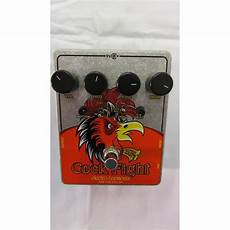 fight pedal used electro harmonix fight effect pedal guitar center