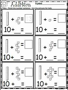 addition worksheets base ten blocks 8788 free addition using base 10 blocks kindergarten math math addition worksheets