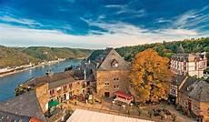 Romantik Hotel Schloss Rheinfels - romantik hotel schloss rheinfels in st goar auf www