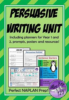 persuasive writing year 1 and 2 great naplan prep dbt