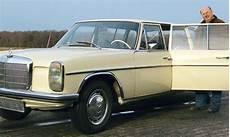 mercedes w 115 lang auto classic magazin