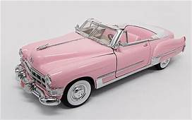 $4899 WholesaleCablescom 48887EP Elvis Pink Cadillac