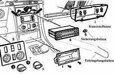 radio ein und ausbauen steckerbelegung mercedes r