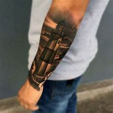 50 badass forearm tattoos for men cool masculine design