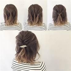 peinados f 225 ciles con pasadores para cabello suelto 20 ideas para hacer en segundos actitudfem