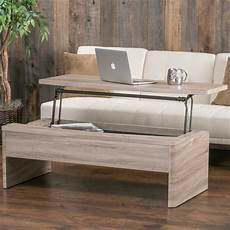 xander functional lift top storage coffee table by
