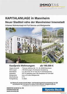 array in mannheim immotas