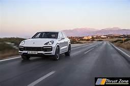 2018 Porsche Cayenne Turbo India Launch Price Specs
