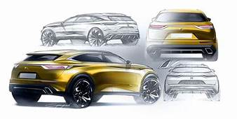 DS7 Crossback SUV New French President Macron Has First