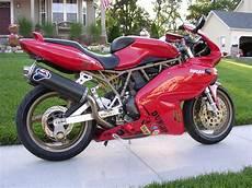 1999 Ducati 750 Ss I E Moto Zombdrive