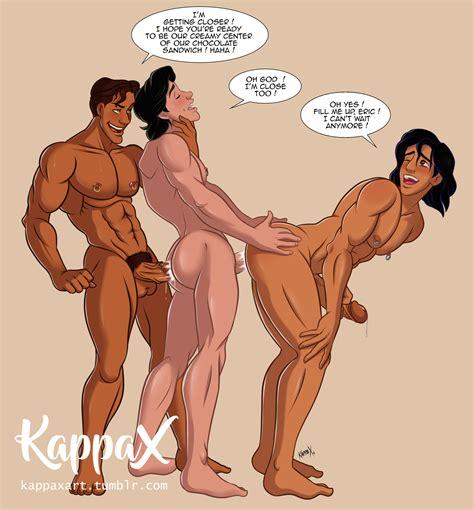 Gay Cartoon Sex