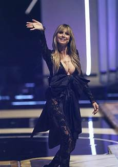 Ist Heidi Klum Schwanger - gntm finale heidi klum 228 u 223 ert sich zu schwanger ger 252 chten