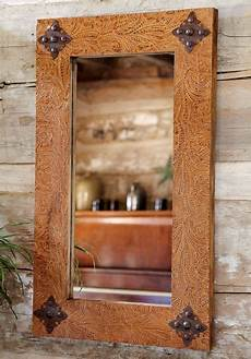 Western Mirrors For The Bathroom