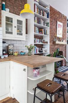 Breakfast Bar Ideas For Small Kitchen by 9 Ways To Make Islands And Breakfast Bars Work In Small