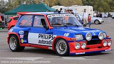 Renault 5 Maxi Turbo Sound Track Powerslide