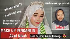 Make Up Tutorial Pengantin Untuk Akad Nikah Simple