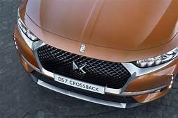 DS7 Crossback E Tense Hybrid Breaks Cover At Paris Show