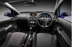 Opel Corsa Opc Interior