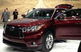 2018 Toyota Highlander Hybrid Release Date  Future Cars