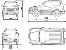 Suzuki Vitara Dimensions Auto Club