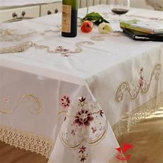 Table De No 235 L V 234 Tements Kingart Blanc Dentelle Nappe